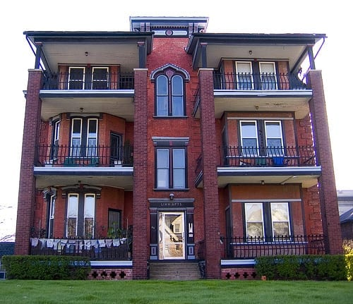 Why Invest in Apartment Buildings?