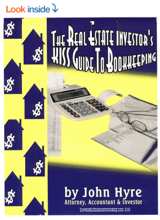 John Hyre Bookkeeping Look Inside