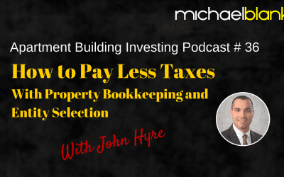 MB 036: How to Pay Less Taxes (With John Hyre)