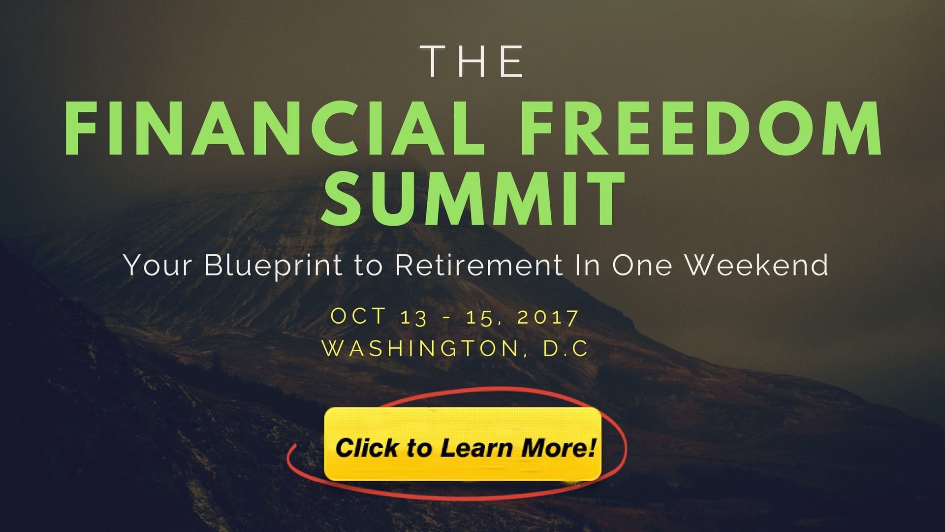 Join me at the Financial Freedom Summit!