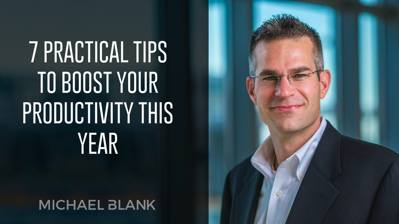 7 Practical Tips to Boost Your Productivity This Year