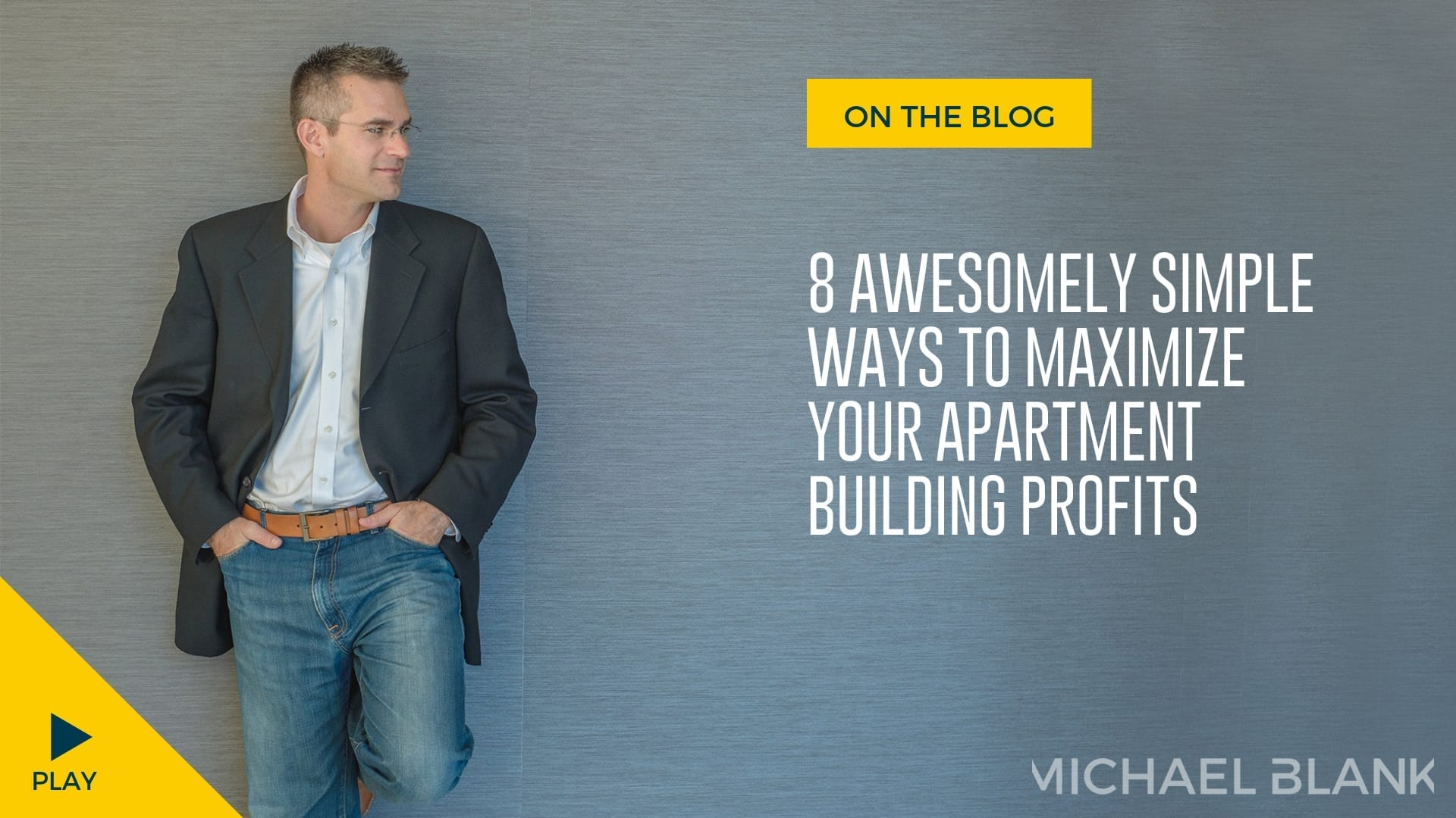 8 Awesomely Simple Ways to Maximize Your Apartment Building Profits
