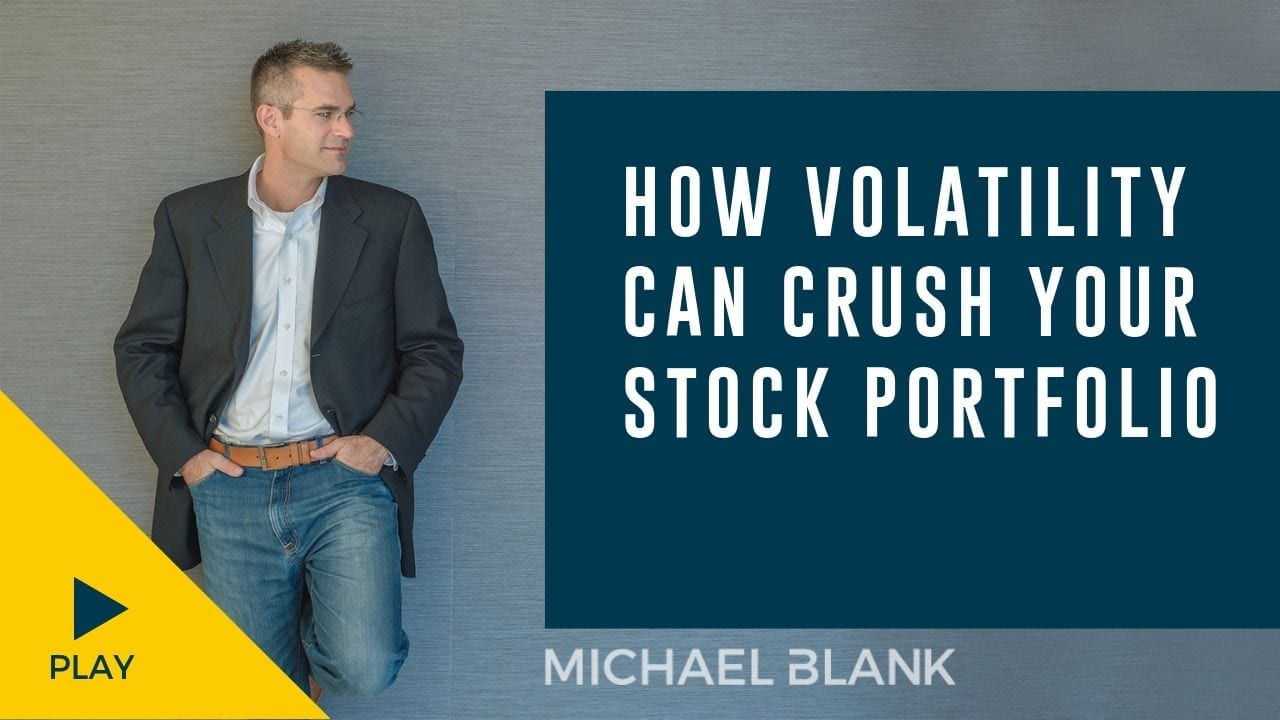 How Volatility Can CRUSH Your Stock Portfolio