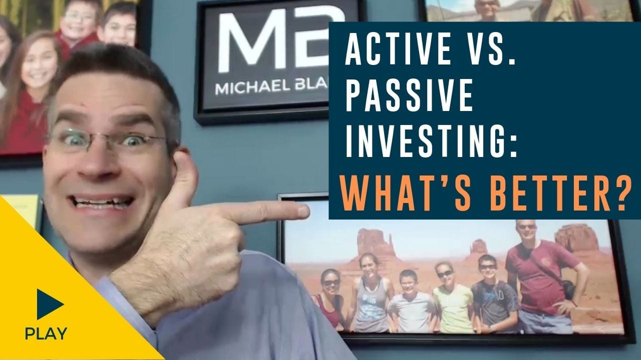 Active vs. Passive Investing: What's Better?