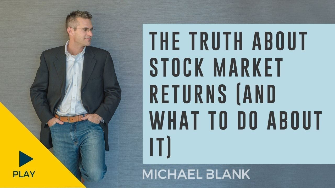 The Truth About Stock Market Returns (And What To Do About It)